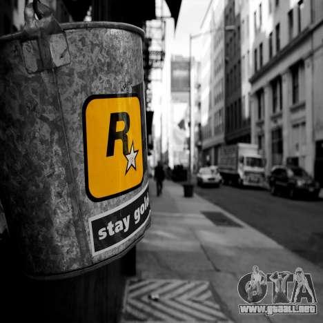 Pantallas de carga Rockstar para GTA 4 quinta pantalla