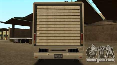 Yankee HD from GTA 3 para la visión correcta GTA San Andreas