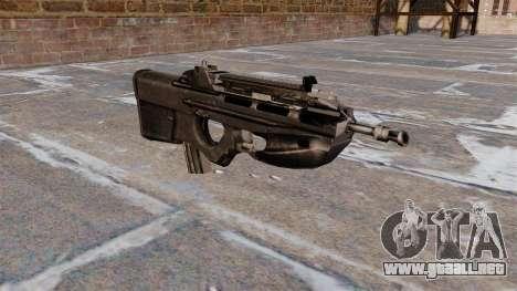Rifle de asalto FN F2000 para GTA 4