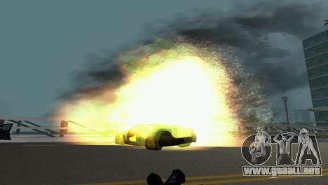 Nuevos efectos gráficos v.2.0 para GTA Vice City quinta pantalla