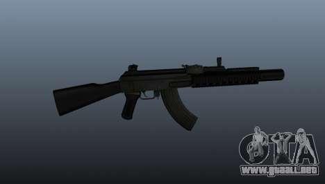 AK-47 SD para GTA 4 tercera pantalla