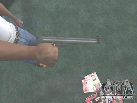 Ruger .22 para GTA San Andreas