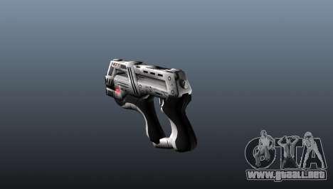 Pistola M77 Paladin para GTA 4 segundos de pantalla
