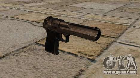 Desert Eagle pistola Stalker para GTA 4