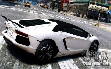 Lamborghini Aventador LP760-4 Oakley Design para GTA 4 visión correcta
