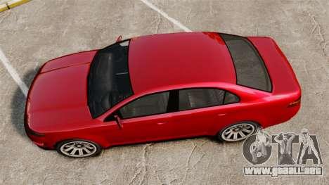 GTA V Vapid Stanier para GTA 4 visión correcta