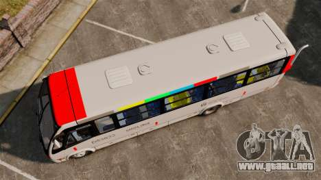 Marcopolo Senior LO-916 BlueTec Euro V para GTA 4 visión correcta