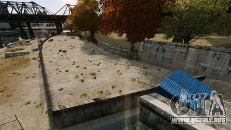 Bohan-Dukes Off Road Track para GTA 4 novena de pantalla