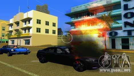 Nuevos efectos gráficos v.2.0 para GTA Vice City tercera pantalla