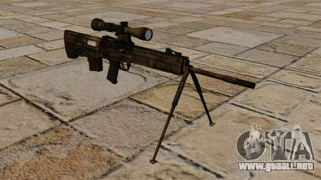 Rifle de francotirador QBU-88 para GTA 4