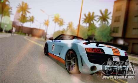 Reflective ENBSeries v1.0 para GTA San Andreas séptima pantalla