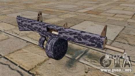 La escopeta AA-12 Camo para GTA 4