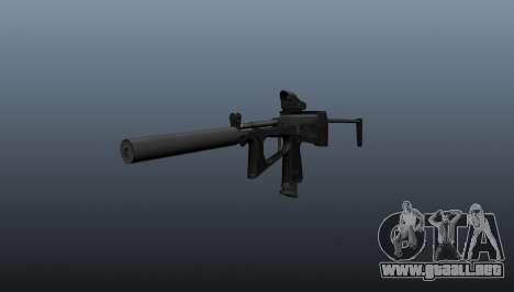 Ametralladora pp-2000 v1 para GTA 4