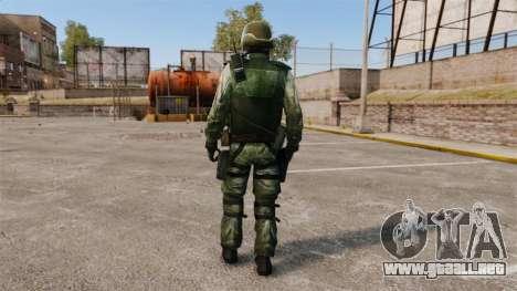 Un comando americano urbano para GTA 4 tercera pantalla