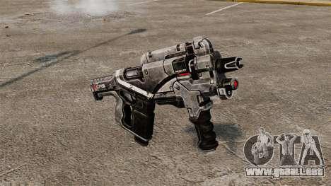 Langosta M12 automático para GTA 4