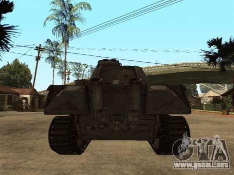 Pzkfpw V Panther para la visión correcta GTA San Andreas