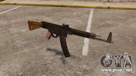 Autómata MP-44 para GTA 4