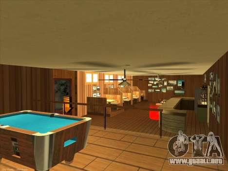 Nuevas texturas para interior para GTA San Andreas