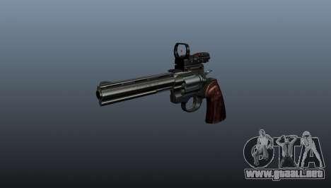 Revólver Colt Python 357 Aimshot para GTA 4