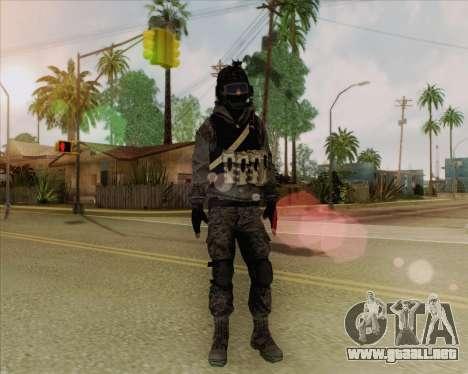 Russian Engineer para GTA San Andreas segunda pantalla