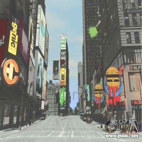 Pantalla de arranque de color para GTA 4