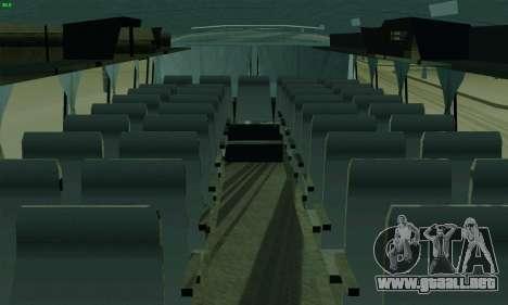 LAZ 699R para visión interna GTA San Andreas