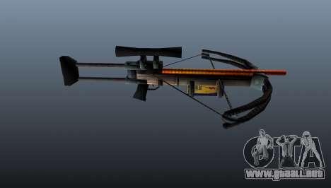 Ballesta Half-Life para GTA 4 tercera pantalla