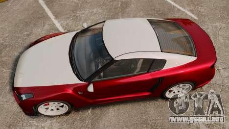 GTA V Elegy RH8 para GTA 4 visión correcta