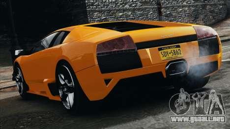 Lamborghini Murcielago LP640 2007 [EPM] para GTA motor 4