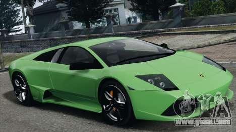 Lamborghini Murcielago LP640 2007 [EPM] para GTA 4 ruedas