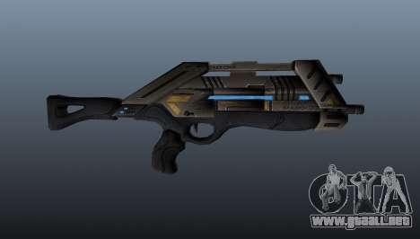 M-15 Vindicator para GTA 4 tercera pantalla