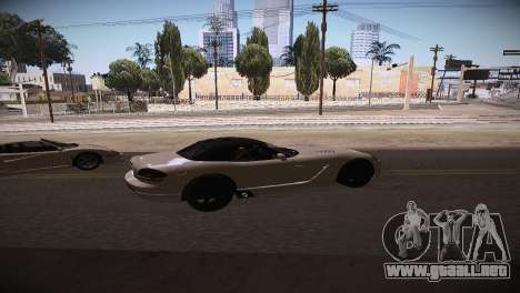 Dodge Viper SRT-10 Roadster para GTA San Andreas left