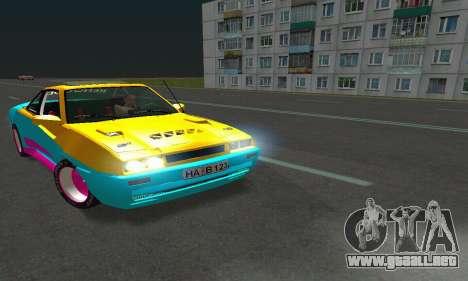 Opel Manta Mattig Extreme para GTA San Andreas vista hacia atrás