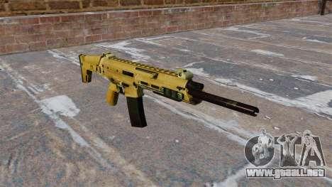 Rifle de asalto ACR 4.2 para GTA 4