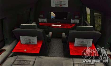 GMC Savana para el motor de GTA San Andreas