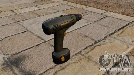 Pistola para GTA 4 segundos de pantalla