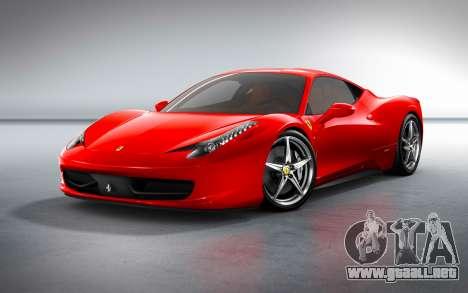 Sonido de un motor de Ferrari para GTA 4 segundos de pantalla
