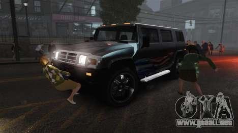 Nuevo Zombie-script para GTA 4 séptima pantalla