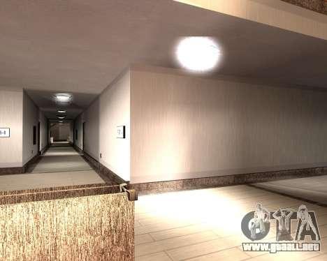 Textura mejorada de Jefferson para GTA San Andreas tercera pantalla