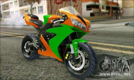 Yamaha R15 para GTA San Andreas