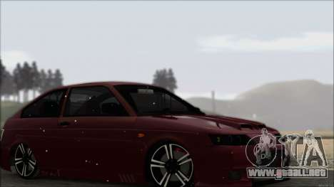 VAZ-2112 deportes para GTA San Andreas
