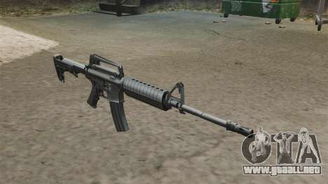 Automático carabina M4A1 para GTA 4