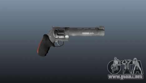Raging Bull revólver para GTA 4 tercera pantalla