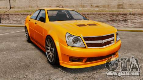 Albany Stinger para GTA 4