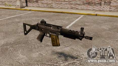 Fusil SIG SG 552 para GTA 4