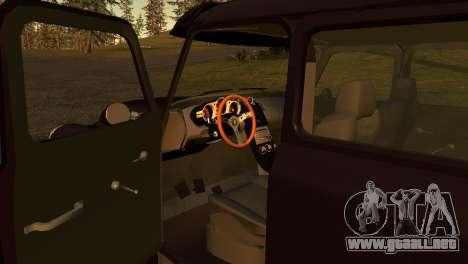 GAZ 53 para GTA 4 visión correcta