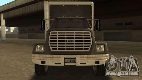 Yankee HD from GTA 3 para GTA San Andreas left