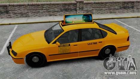 Real publicidad en taxis y autobuses para GTA 4 quinta pantalla