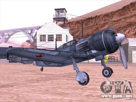 LA-5 para GTA San Andreas