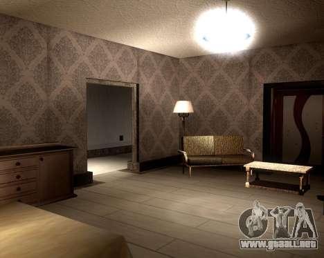 Textura mejorada de Jefferson para GTA San Andreas sucesivamente de pantalla